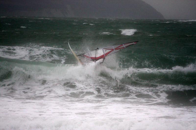 Windsurfing Gelendzhik. Khetag.